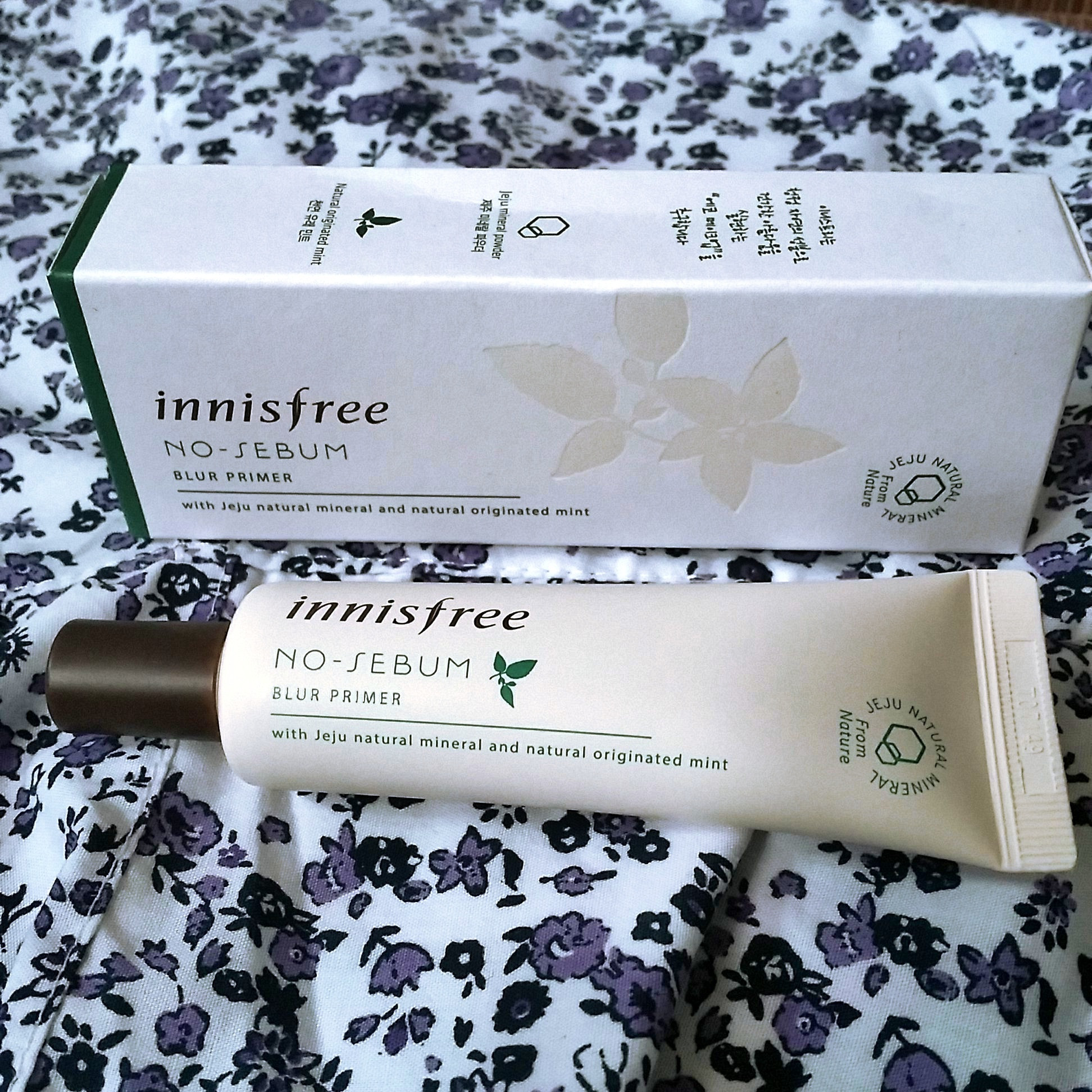 Innisfree No Sebum Blur Prime