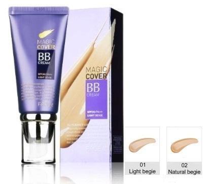 The Face Shop Face It Magic Cover BB Cream