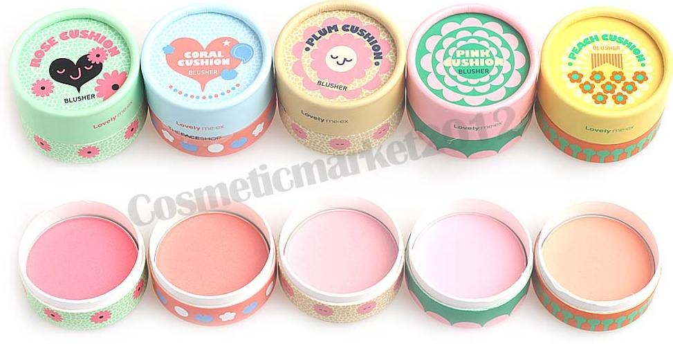 Lovely Me ex Pastel Cushion Blusher