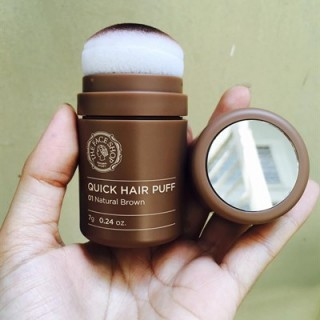 Che Tóc Thưa Da Đầu THE FACE SHOP Quick Hair Puff