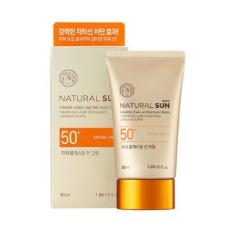 Chống nắng NATURAL SUN ECO POWER LONG-LASTING SUN CREAM SPF50+ PA+++