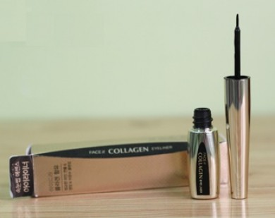 Đánh giá Kẻ mắt nước Collagen The Face Shop Face it collagen eyeliner