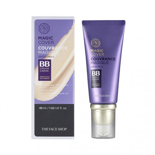 Face It Magic Cover BB Cream The Face Shop