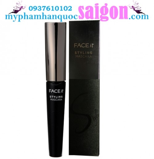 Face It Styling Mascara The Face Shop
