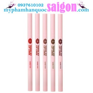 Kẻ Viền Môi Lovely Me ex Touch My Lip Liner The Face Shop