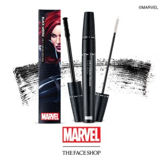 Mascara 2 Đầu The Face Shop 2 In 1 Curling Mascara