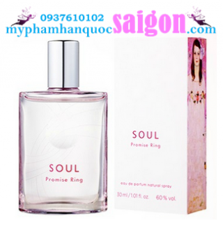 Nước hoa Soul Promise Ring The Face Shop