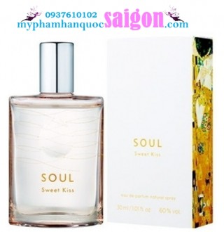 Nước Hoa SOUL SWEET KISS The Face Shop