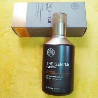 Serum dưỡng da nam The Gentle For Men The Face Shop