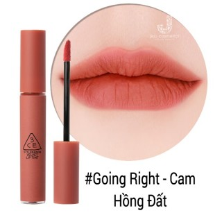 Son Kem Lì 3CE Velvet Lip Tint #GOING RIGHT