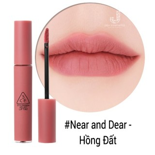 Son Kem Lì 3CE Velvet Lip Tint #NEAR AND DEAR