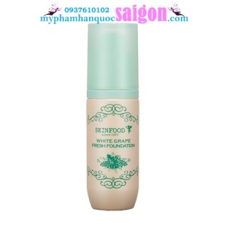 White Grape Fresh Foundation Skinfood