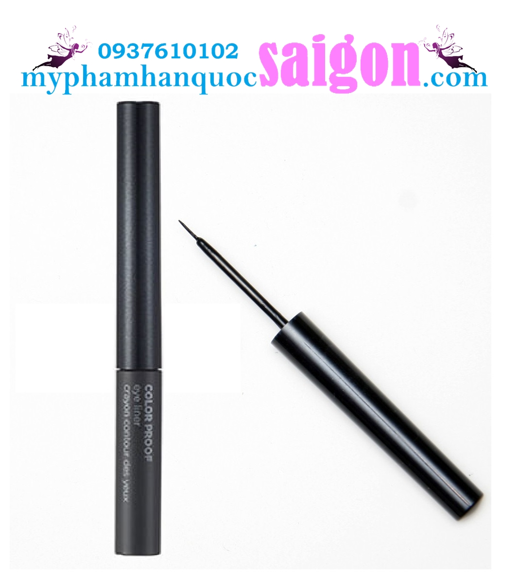 Color Proof Eyeliner The FaceShop